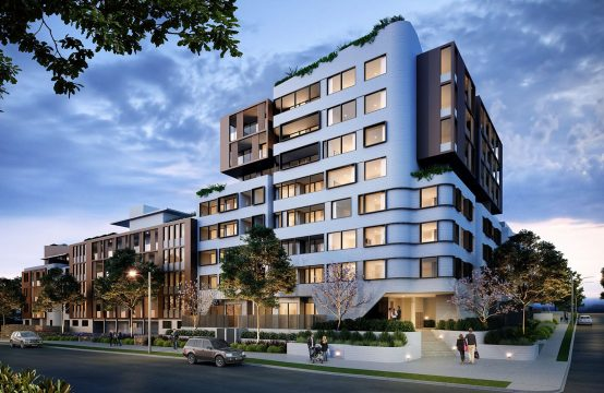 Apartment in 1 Gloucester Avenue, Burwood NSW 2134