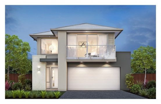 2-Storey 4 Bedroom House &#038&#x3B; Lot Package in Coomera, QLD