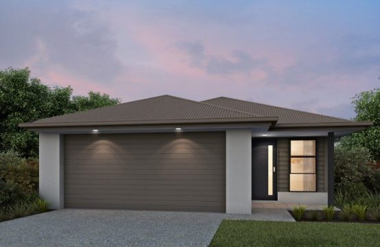 4 Bedroom, 2 Toilet &#038&#x3B; Bath and 2-Car Garage House and Land Package in Marsden Park, Sydney