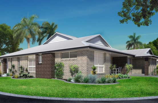 Duplex house and land package caboolture