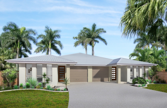 DUPLEX House and Land Package  LOGANHOLME, QLD 4129 |Dual Key property investment