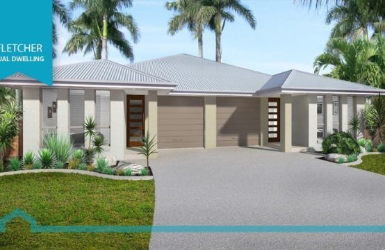 Dual Occupancy house and Land Package, Fletcher