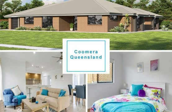 Dual Occupancy House and Land Package Coomera