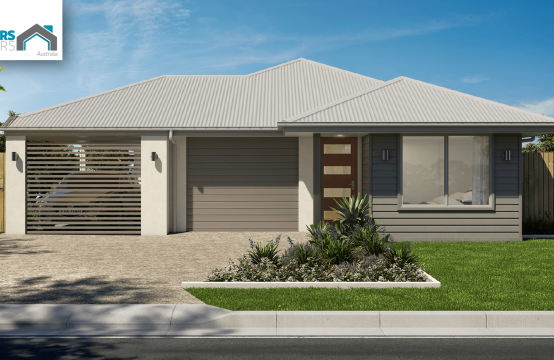 Dual Occupancy House and Land Package Logan Reserve, QLD | Dual Key property investment