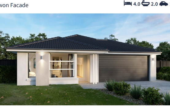 House & Land Package Armstrong Creek, Victoria