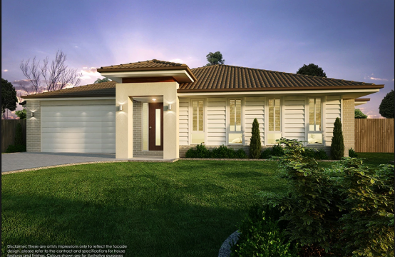 House and Land Package in Leppington, NSW