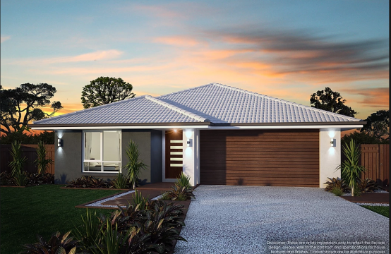House & Land Package Cliftleigh, NSW