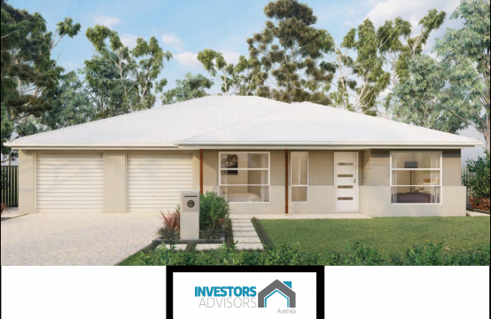 Dual Occupancy House & Land Package Rosewood- Rosehaven Estate, QLD