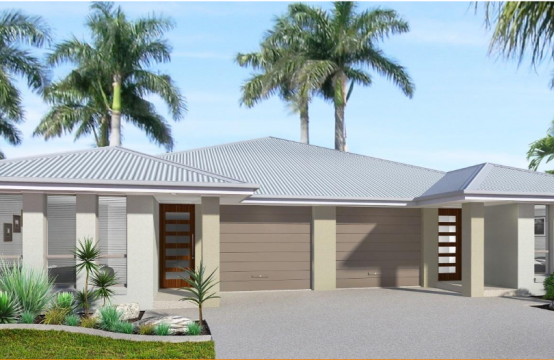 Duplex House and Land Package Savanah Woods- Brassal Queensland | Dual Key Property Investment