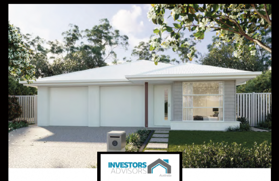 Dual Occupancy House & Land Package Park Ridge, Queensland | Dual Key Property Investment