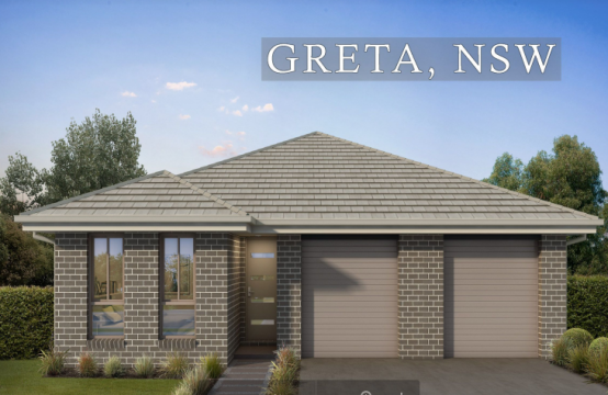 Full Turn Key House and Land Package in Greta, NSW