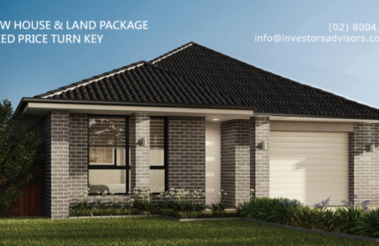 House and Land Package Waratah Estate in Austral, NSW