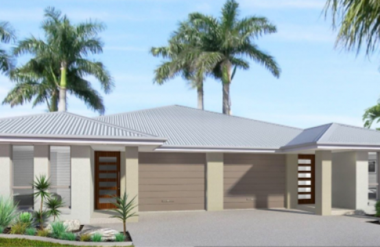 Duplex House and Land Package in Farley, New South Wales