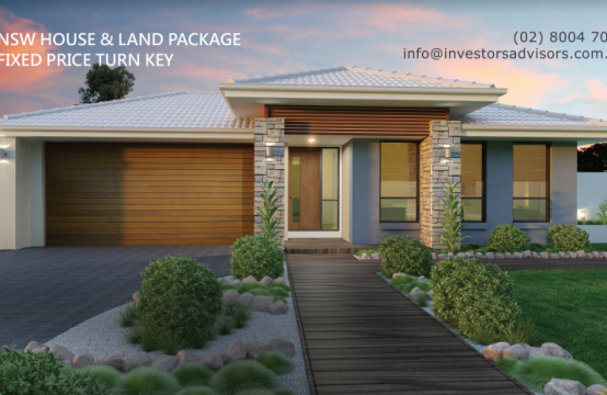 House and Land Package Orchard Hill in Wadalba, NSW