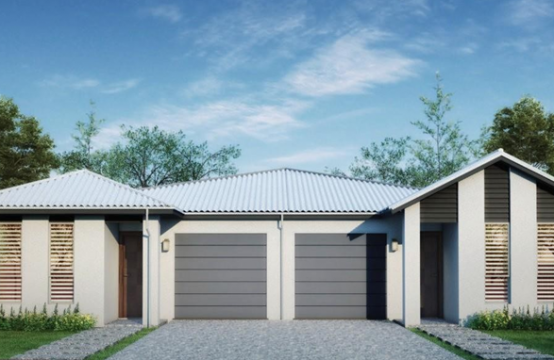 Duplex House and Land Package in Flinders Pocket Estate, QLD