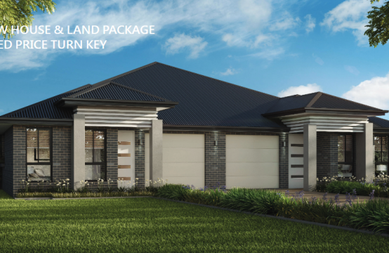 Duplex House and Land Package in Aberglasslyn, NSW