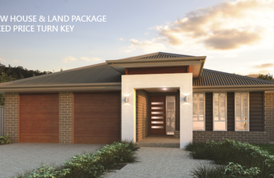 Dual Occupancy House and Land Package Avery's Green in Heddon Greta, NSW