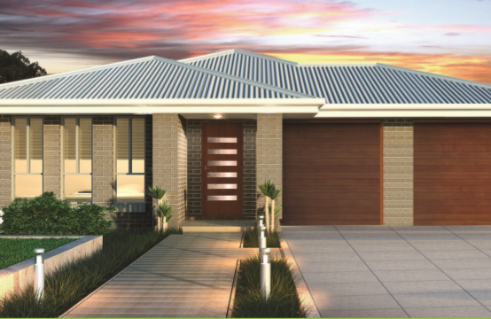 Dual Occupancy House and Land Package in Spring Farm, NSW