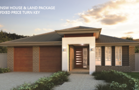 Dual Occupancy House and Land Package Lakeside in Gwandalan, NSW