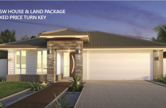 House and Land Package Brentwood Estate in Thronton, NSW