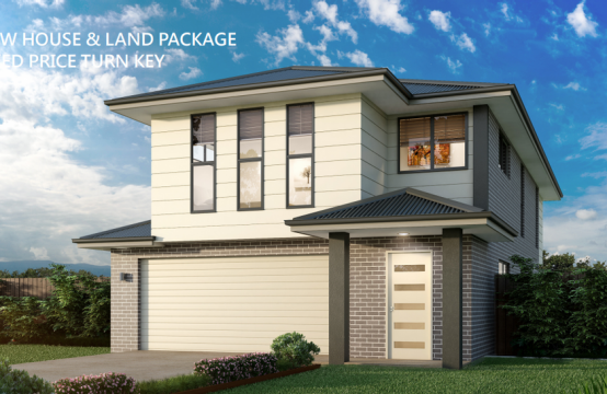 House and Land Package in North Kellyville, NSW