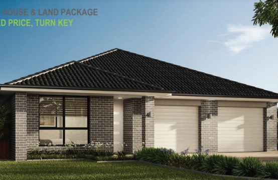 House and Land Package Andrew Street in Bundamba, QLD