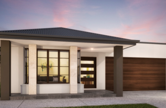 House and Land Package The Outlook in Gleneagle, QLD