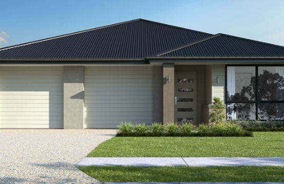 Dual Occupancy House and Land Package Montana Estate in Logan Reserve, QLD